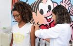 Floriano vacinou 97% de crianças contra o sarampo, diz Ministério da Saúde