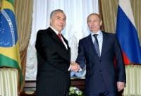 Relação comercial entre Brasil e Rússia movimenta US$ 4,3 bi