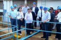 Vereadores visitam Estação de Tratamento de Água de Teresina