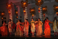 Opereta de Natal encerra programação natalina do Palácio de Karnak