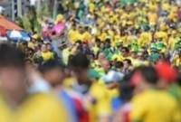 Copa no Brasil atinge a segunda maior média de público da história