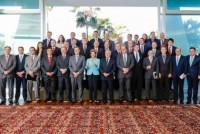 Dilma propõe pacto de cooperação federativa a governadores