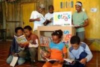Governo federal vai levar 270 bibliotecas à áreas rurais