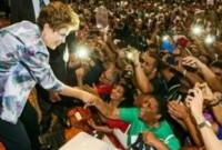 'Pela saúde da democracia, temos de defendê-la contra o golpe', afirma Dilma