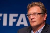 Valcke é banido do futebol por 12 anos