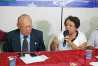 Professora Socorro reafirma  pré-candidatura à Prefeitura