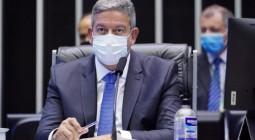 Arthur Lira diz que Câmara fez história ao aprovar fim da Lei de Segurança Nacional