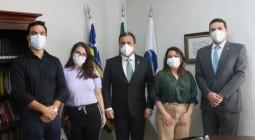 SEMAM e OAB Piauí firmam parceria para utilização de Câmara de Mediação e Arbitragem
