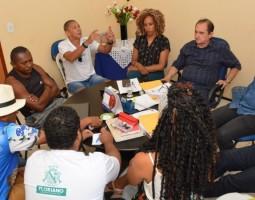 Por sorteio, 'Os Caipiras' abrirão desfile das escolas de Samba em Floriano