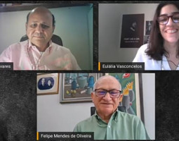 Acadêmico Felipe Mendes prepara site sobre o Piauí