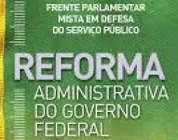 Reforma administrativa será pauta polêmica em 2021