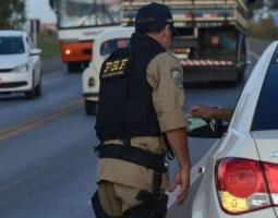 PRF registra redução da violência no trânsito