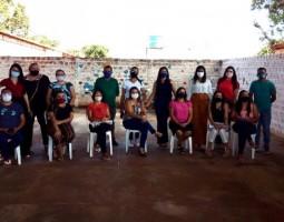 UEUÇUI: CRAS, CREAS E CONSELHO TUTELAR ELABORAM FLUXOGRAMA DE ATENDIMENTO