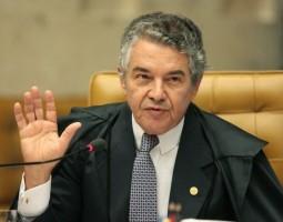 Na despedida, ministro Marco Aurélio defende reforma para enxugamento da competência criminal do STF