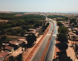 Governo Federal entrega 96km em importante rodovia para mineração e agropecuária de Goiás