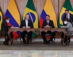 Firmado acordo para melhorar cooperação técnica na agropecuária entre Brasil e Colômbia