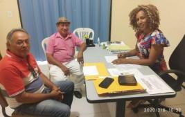 Gestores discutem próximos passos da instalação do Distrito Industrial de Floriano