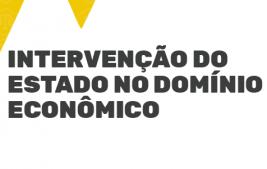 INTERVENÇÃO DO ESTADO