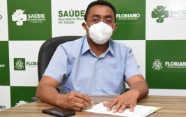 SMS de Floriano convoca empresas de pesquisa sanitária para avaliar comportamento do vírus