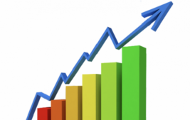 Vendas crescem em julho, segundo IBGE