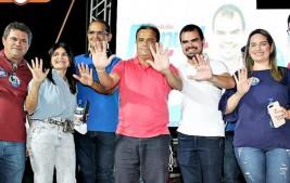 Em grande evento na zona rural de Pio IX, deputado Henrique Pires reforça apoio à Fanuel e Magaly
