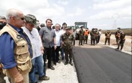 BR-135, no Maranhão, passa por obras de duplicação e restauração