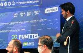 Governo Federal libera o maior repasse de recursos da história para financiamento em telecomunicações