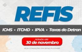 Prazo de adesão ao Refis 2020 vai até 30 de novembro