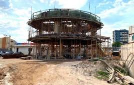 Nova Maternidade de Teresina tem 41% das obras executadas