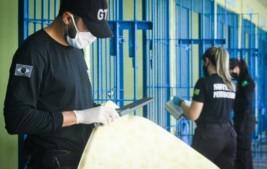 Inteligência da Sejus reforça protocolos na Penitenciária Irmão Guido