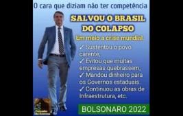 SALVOU O BRASIL DO COLAPSO