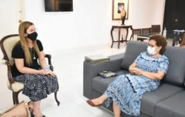 Governo e Grupo Claudino trabalham parceria para projeto de geração de renda
