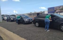 DER-PI restaura trecho de rodovia que liga Piauí ao Ceará