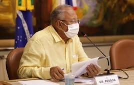 Doutor Pessoa se reúne com conselho para discutir necessidades dos idosos