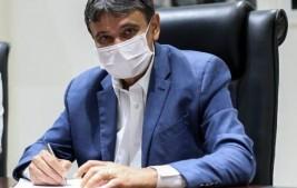 Governador faz apelo à população para cumprir medidas de combate ao coronavírus