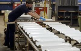 Produção industrial cresce pelo nono mês seguido