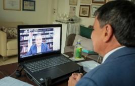 Wellington Dias finaliza acordo para compra das doses da vacina Sputinik V