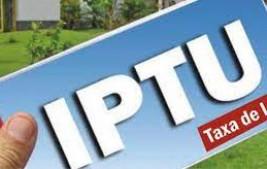Carnês do IPTU estarão disponíveis a partir de segunda (31) no site da Prefeitura