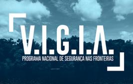 Programa VIGIA gera prejuízo de R$ 3,3 bilhões ao crime organizado