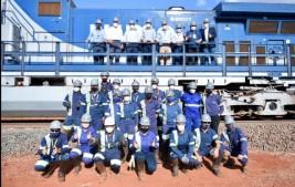 Novo terminal rodoferroviário em Goiás vai apoiar o transporte de grãos