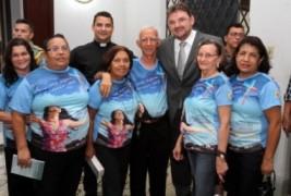 Durante lançamento da Campanha da Fraternidade, Wilson destaca ações para Juventude