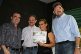 Qualifica Piauí certifica alunos em Valença e Paulistana