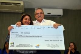 Escolas do Piauí avançam e são contempladas com o Prêmio Gestão Escolar