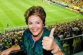 Dilma diz que obras da Copa são para uso futuro