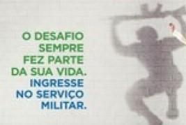 Jovens têm até 30 de junho para se alistar no Serviço Militar
