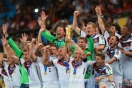 Alemanha é campeã da Copa do Mundo de 2014