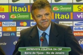 Marin anuncia Gilmar Rinaldi como coordenador de seleções da CBF