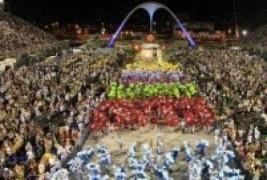 Confira o horário dos desfiles das escolas de samba do Rio