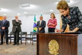 Dilma anuncia medidas para modernização do futebol brasileiro