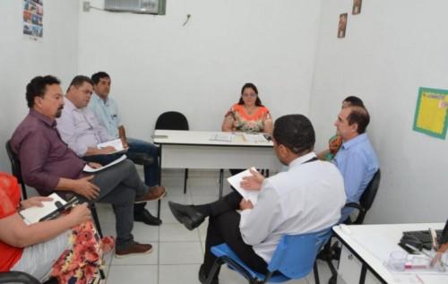 SEMAN discute reunião que apresentará ações de combate às queimadas e incêndios